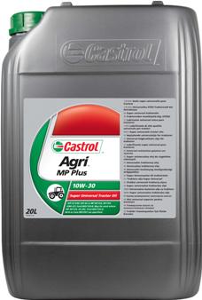 CASTROL MP PLUS 10W 30 OIL 20L